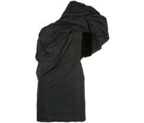 One-Shoulder-Kleid mit Volant