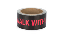 Walk With Me duct tape