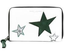 'Star Patchwork' Portemonnaie mit Handyfach
