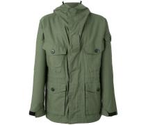 - Mantel mit Kapuze - men