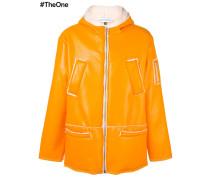 'Marigold' Jacke mit Kapuze