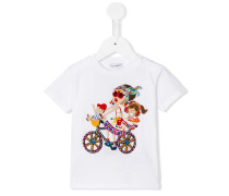 'DG Family' T-Shirt - kids - Baumwolle - 18-24