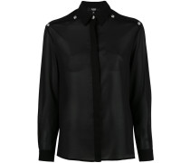 Hemd mit Cut-Outs - women - Polyester - 48