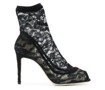 lace shoe boots