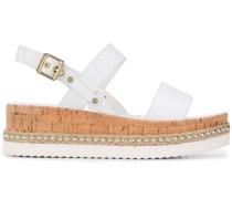 'Krash' Sandalen mit Nieten