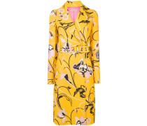 Mantel mit Blütenmuster