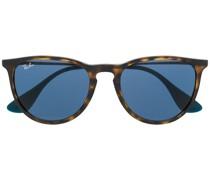 Ovale 'Erika' Sonnenbrille