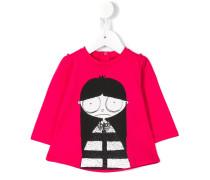 'Mrs Jacob' T-Shirt - kids - Baumwolle/Modal