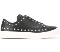 Sneakers mit Nieten - men - Leder/rubber - 42.5