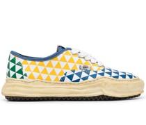 Baker Sneakers mit geometrischem Print