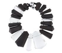 Halskette mit großen Anhängern