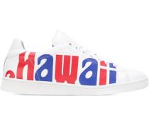 """Sneakers mit """"Hawaii""""-Print"""