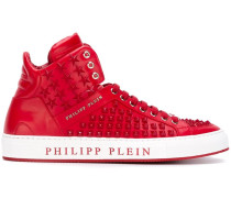 'Bobby D' High-Top-Sneakers