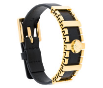 Medusa buckle bracelet
