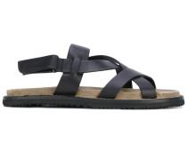 Sandalen mit Riemen - men - Leder/rubber - 42