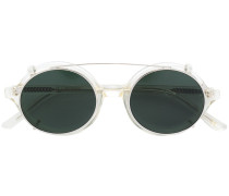 double framed round sunglasses