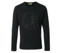 tiger logo sweater