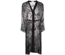 'Nightgown' Jacquard-Hemd