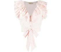 'Tamara' Hemd mit Rüschen
