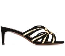 Sandalen mit Riemen, 65mm