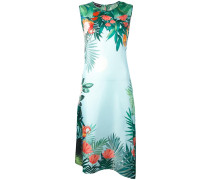 Kleid floralem Print