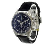 'El Primero 36000 VPH' analog watch