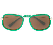 'Fluo Pilot' sunglasses