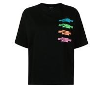 "T-Shirt mit ""Homesick""-Print"