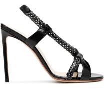 Sandalen mit Riemen, 110mm
