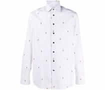 striped lady bug shirt
