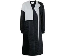 Asymmetrischer Oversized-Mantel