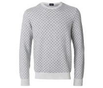 weave patterned jumper