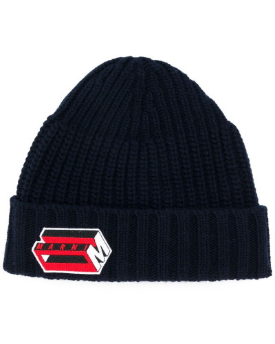 Mütze mit Logo-Stickerei