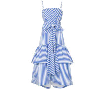 Gestreiftes 'Allerona' Kleid