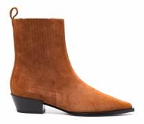 Belinda suede ankle boots