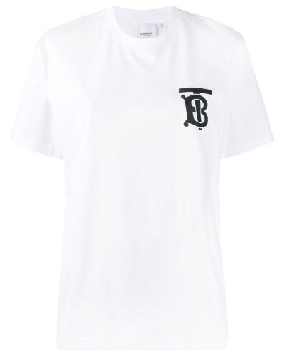 T-Shirt mit TB-Logo