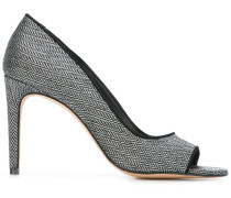 Zehenfreie Stiletto-Pumps