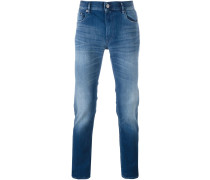 Jeans mit Five-Pocket-Design