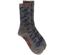 Socken mit mittlerer Wadenlänge