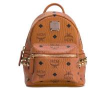 baby 'Stark' backpack - women - Leder