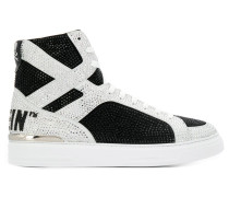 'Money Beast' High-Top-Sneakers