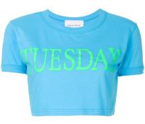 Tuesday crop top