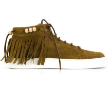 - High-Top-Sneakers mit Fransen - men