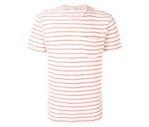 - Gestreiftes T-Shirt - men - Baumwolle/Polyester