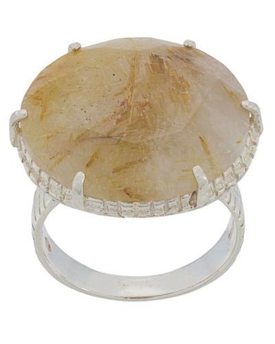 'My Favourites' Ring mit Quarz