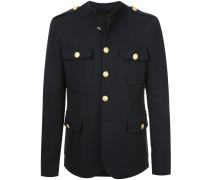 epaulette military jacket