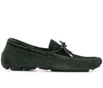 Loafer in Wildlederoptik
