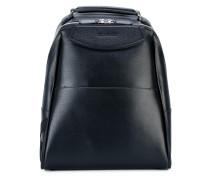 double zip backpack