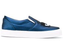 """""""#findmeinwonderland"""" Slip-On-Sneakers"""