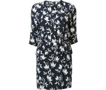 'Maxwell' Krepp-Kleid